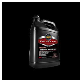 Rinse Free Express Wash & Wax