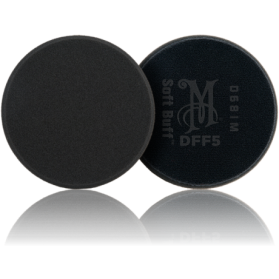 Meguiar's® 5 Soft Buff DA Foam Finishing Disc""