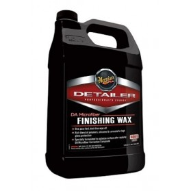 DA Microfiber Finishing Wax